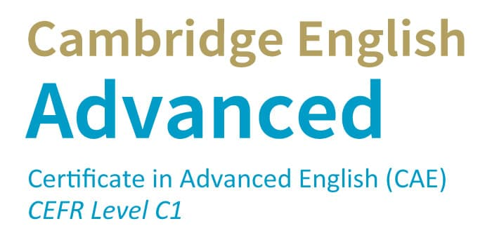 Certificate in Advance English (C1)
